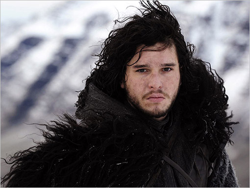Nonsense Is Coming: The One In Which Jon Snow Is Prettier