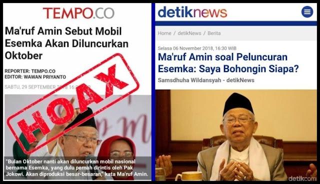 Sodik: Kasian Ma'ruf Amin Dipaksa Bicara yang Tidak Faktual