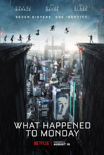 What Happened To Monday (Web-DL 720 Dual Latino / Ingles) (2017)