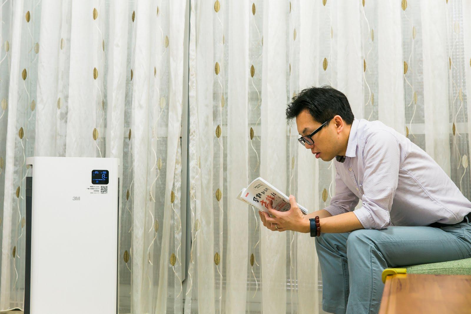 3M%2BFA-S500_dj%25E7%2590%25A6%25E7%2590%25A6_wwwhostkikicom_%25E7%259C%258B%25E6%259B%25B8%25E4%25B8%258D%25E5%25B9%25B2%25E6%2593%25BE.jpg-讓空氣跟家一樣令人安心│3M ™淨呼吸™全效型空氣清淨機─機皇級FA-S500