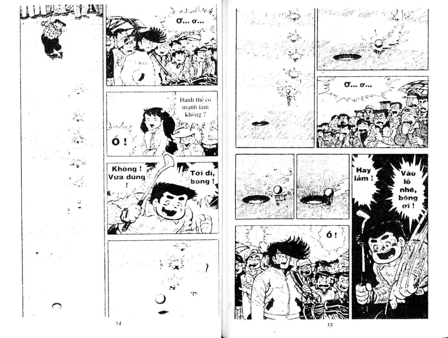 Ashita Tenki ni Naare chapter 10 trang 16