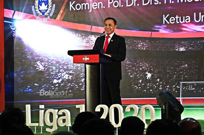 Darurat Corona, PSSI dan Menpora Sepakat Menghentikan Liga 1 Shopee dan Liga 2
