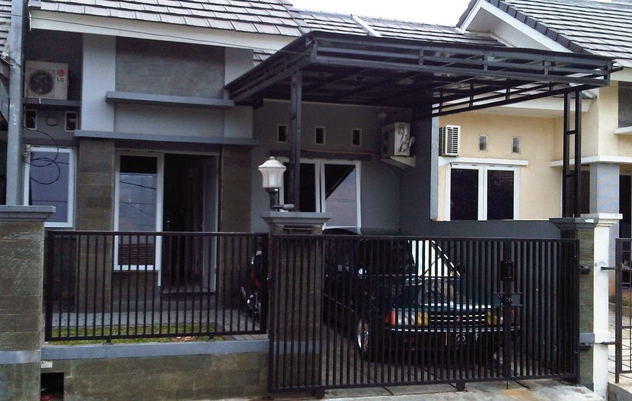 55+ Baru Desain Kanopi Untuk Rumah Minimalis, Kanopi Minimalis