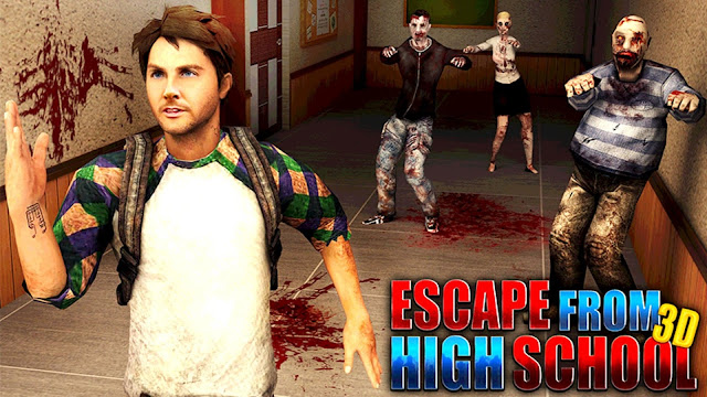 Download Escape from High School 3D
