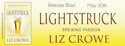 Release Blast & Giveaway: Lightstruck by Liz Crowe