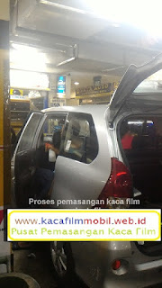 Pasang Kaca film mobil Avanza