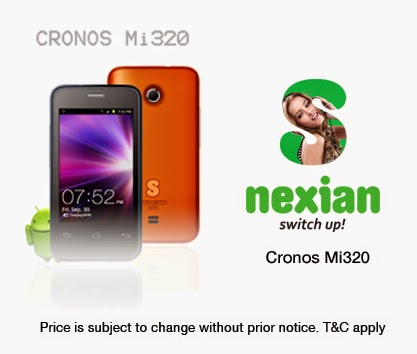 Harga HP S-Nexian M5613 Terbaru 2014