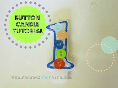 Button Candle
