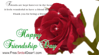 Friendship Day Greetings for Mobile