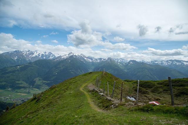Der Pinzgauer Spaziergang  Die Saalbach Wander-Challenge 11