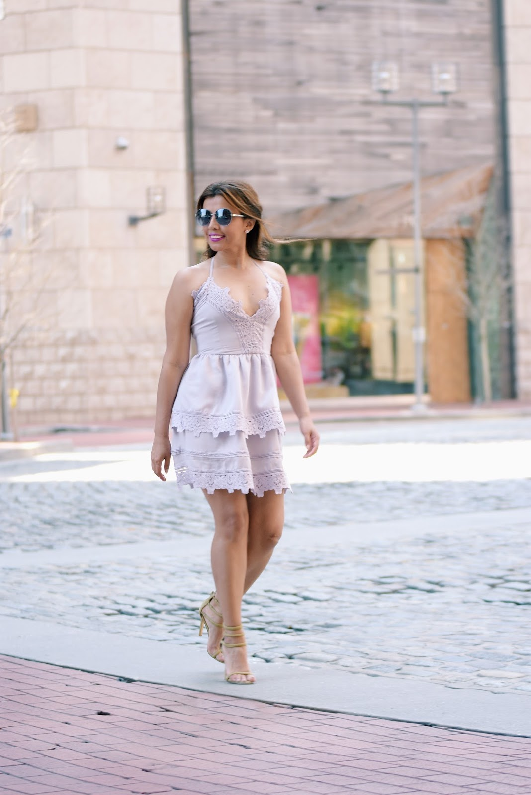 Lilac Skater Dress-MariEstilo-ShopTobi-Tobi-Dresses-Fashion Blogger-Look Of The Day-dcblogger