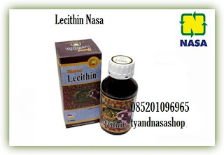 Jual Suplemen Kesehatan Natural Lecithin Nasa Alami