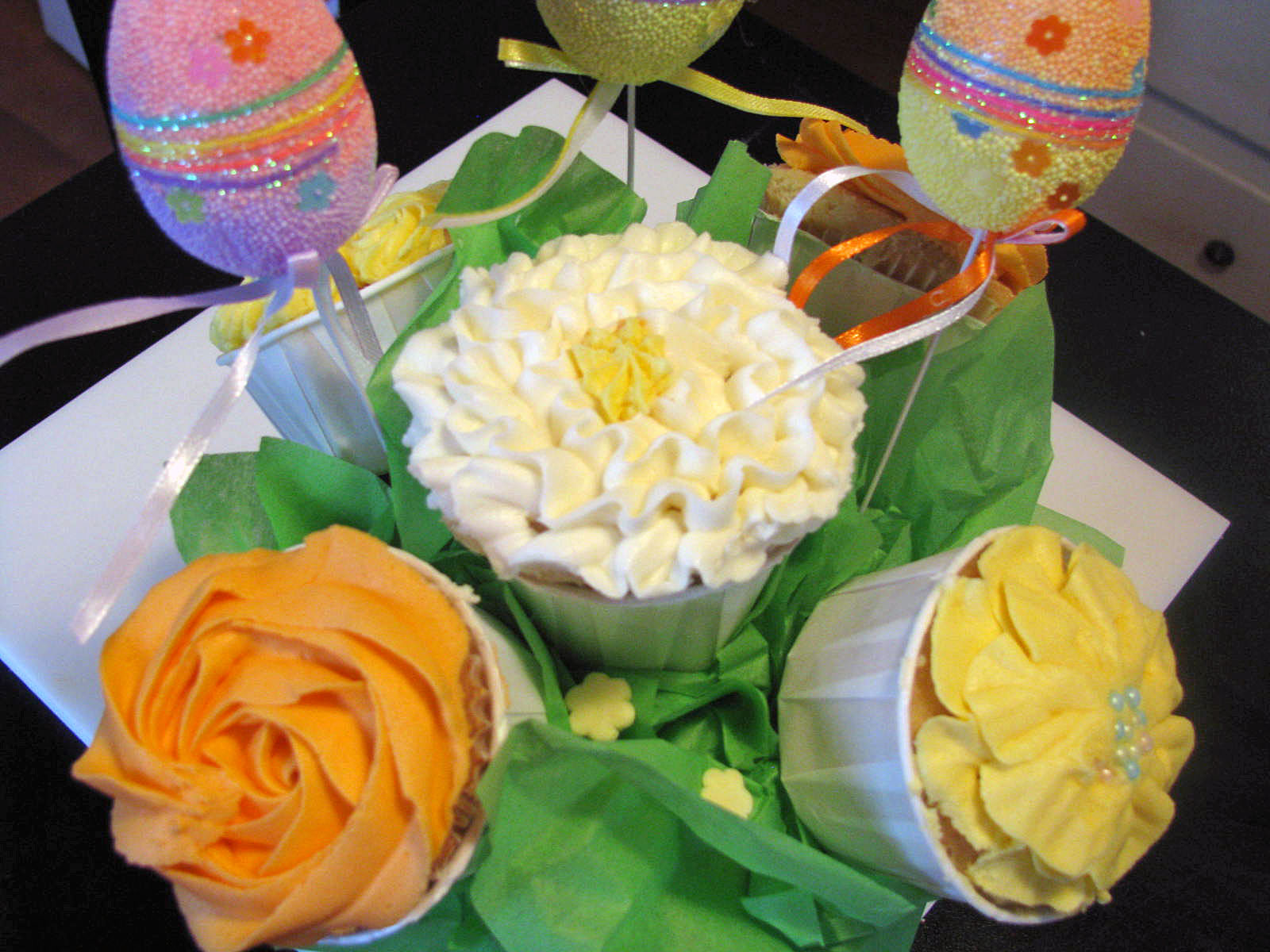 SweetCakes: Cupcake Bouquets