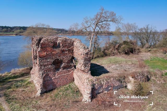 Złotoria - Zamek Krzyżacki
