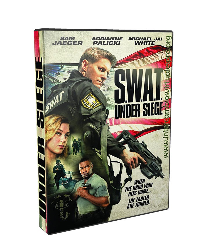 S.W.A.T. Under Siege poster box cover