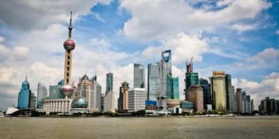 Shanghai, Cina (25.400.000)