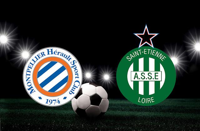 Montpellier vs Saint-Etienne Highlights