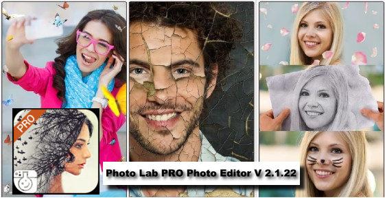 Photo Lab PRO Photo Editor v2.1.22