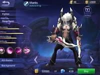 Build Hero Martis Tersakit Dan Susah Dikalahkan Mobile Legend