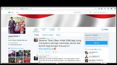 Jokowi Mengucapkan Selamat Tahun Baru Imlek - Semoga Ekonomi Negara Semakin Kokoh