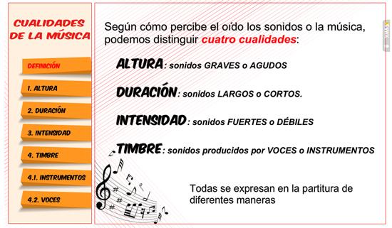 Tatarachín Las Cualidades De La Música