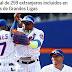 Cuba iguala su marca histórica de peloteros en rosters inaugurales