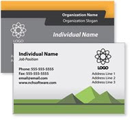 New Business Card Templates for CardWorks business card software