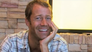 Colin Ferguson, best known as Sheriff Jack Carter in Eureka