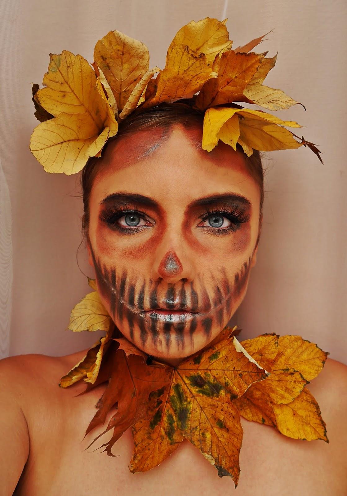 1_makijaz_halloween_dynia_wetnwild_cosmetics_karyn_blog-modowy_301018