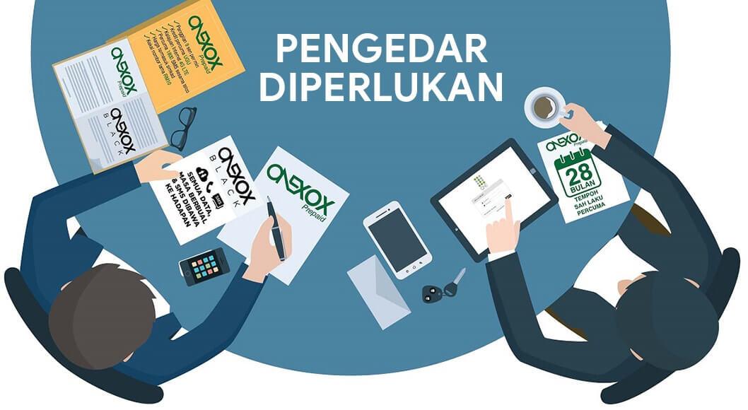 Dealer ONEXOX Diperlukan