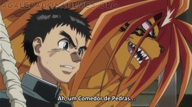 Ushio to Tora 02 assistir online legendado