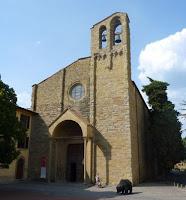 Arezzo, Basílica de San Domenico.