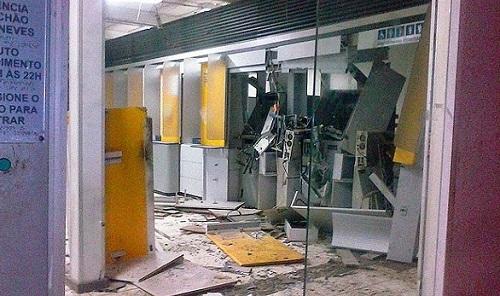 Resultado de imagem para Roubos a bancos caem 31% na Bahia