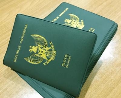 Paspor Biasa dan Persyaratannya
