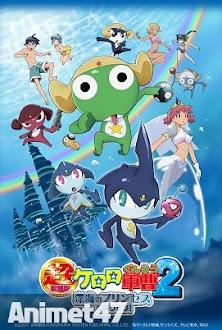 Chou Gekijouban Keroro Gunsou 2 -  2013 Poster