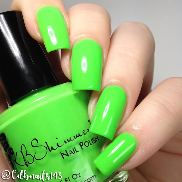 KBShimmer-Race Against Slime