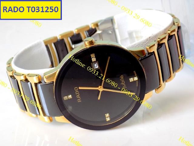 đồng hồ rado, đồng hồ rado t031250