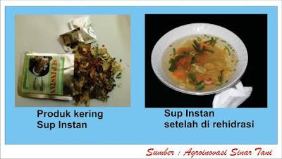 Ternyata Sup Berpotensi Menjadi Makanan Pemadam Kelaparan Darurat Dan Instan Lagi