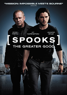 Doble Identidad/Spooks: The Greater Good [2015] [DVD5]