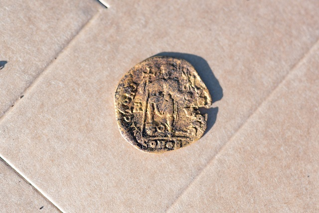 Gold coin sheds new light on 5th-century Swedish island massacre