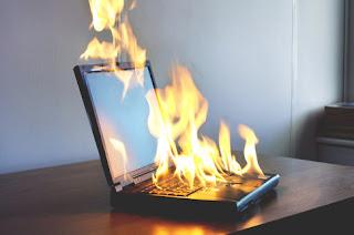 Laptop Anda Sering Panas atau Overheat? Mungkin ini Penyebabnya