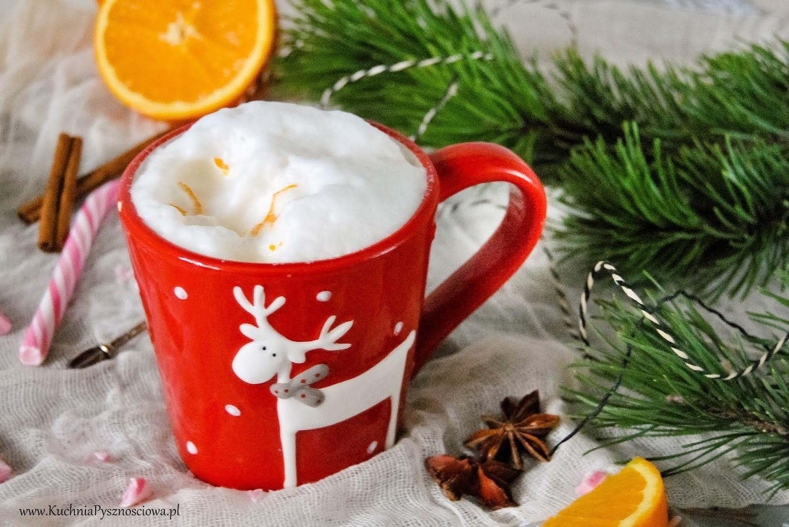 661. Świąteczna kawa z pomarańczą i kardamonem