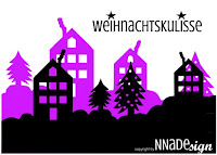 Freebie Winterlandschaft