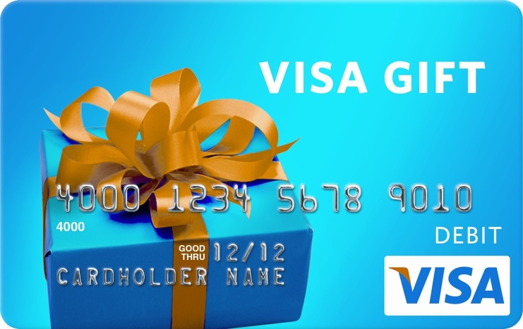 Enter to win a $100 Visa Gift Card, ends 7/21