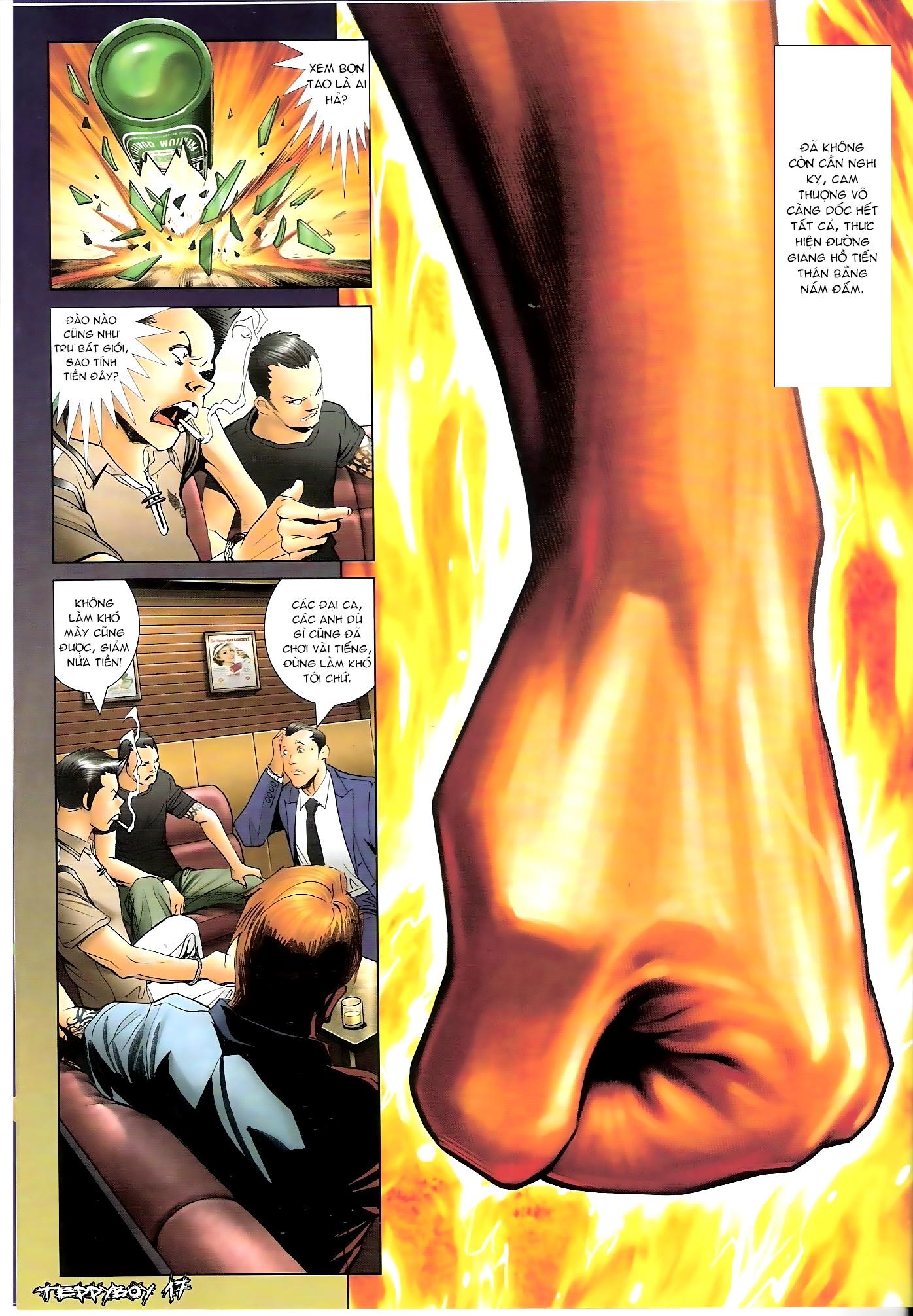 Người Trong Giang Hồ - Chapter 1302: Lịch sử lặp lại - Pic 16