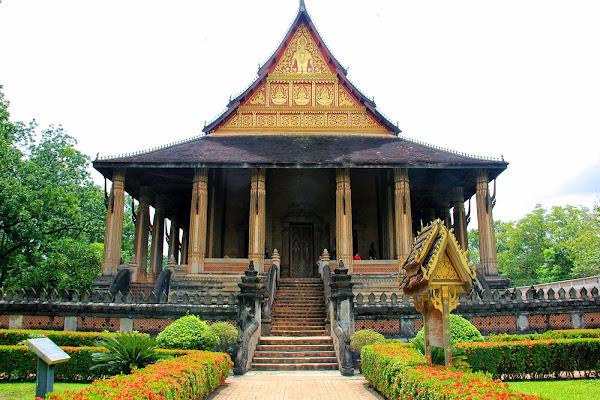 Haw Pha Kaeo Tempio di Vientiane