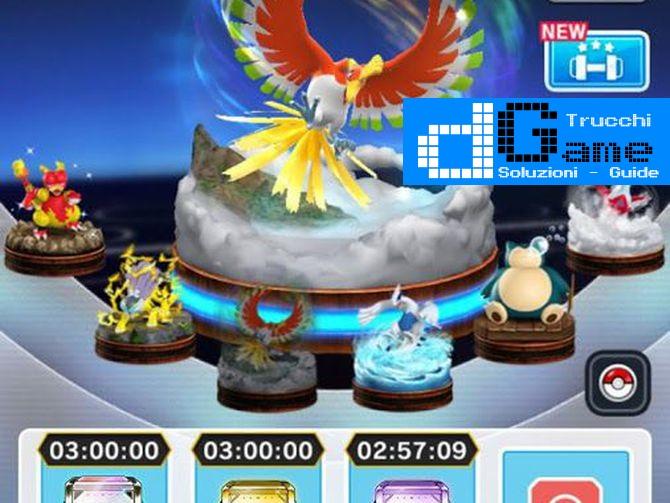 Trucchi Pokémon Duel Mod Apk Android v3.0.0