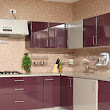 Accessories Used In Single Wall Modular Kitchen
