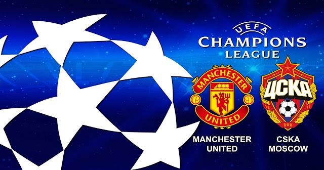 Manchester United vs CSKA Moscow 6 Desember 2017