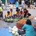 Outing Class Siswa PAUD Santa Theresia Wedi Belanja Ke Pasar.